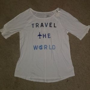 Brand New w/tag Girls Justice - Travel the World